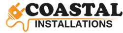 Coastal Installations – Electrician Gold Coast and Surrounds Logo